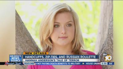 Kidnapping survivor Hannah Anderson posted photos of herself and a...