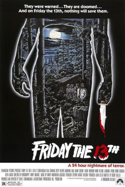 Friday the 13th (1980) R | Horror, Mystery, Thriller