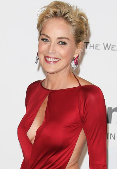 Happy 57th birthday, Sharon Stone! Click through the gallery above...