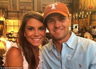 Jordan Spieth, 21, has a $2.3million mansion, a stunning girlfriend...