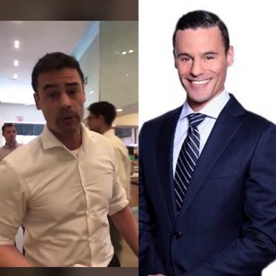 Aaron M. Schlossberg, a Manhattan attorney who made racist remarks to Hispanic fast food workers
