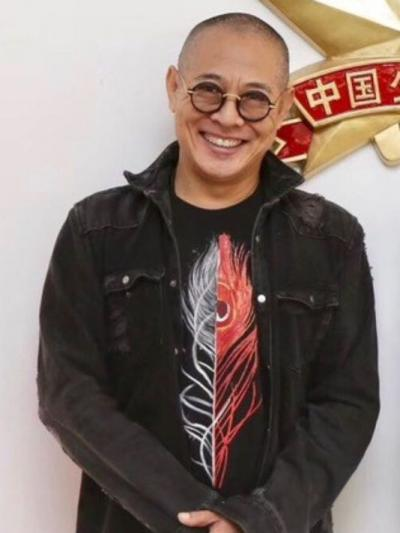 Actor Jet Li in a recent photograph. (Photo: Courtesy of Steven Chasman)
