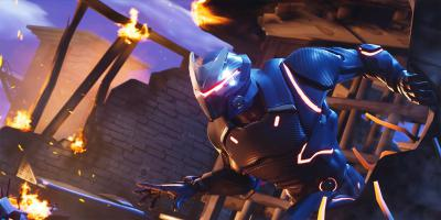 Fortnite, Battle Royale Season 4 loading screen