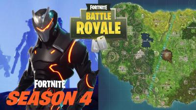 fortnite season 4 week 2 battle royale leaked ?