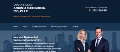 Law Office of Aaron M Schlossberg