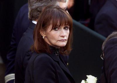Margot Kidder, on Oct. 3, 2000. Adrian Wyld / The Canadian Press via AP