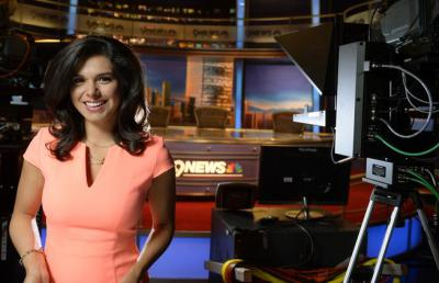 If you watch Channel 9 News, you've seen Belén de...