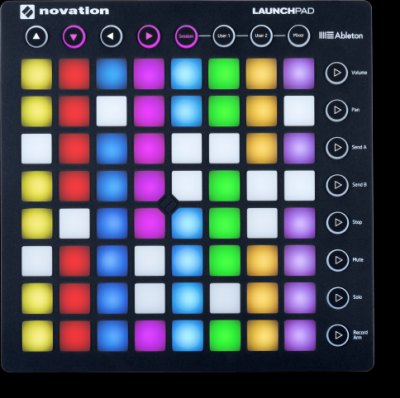 Launchpad Novation Abelton