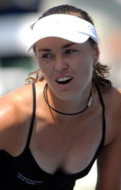 As Martina Hingis prepares to be inducted into the International...