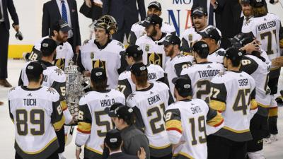 Golden Knights earn praise from Lightning, Capitals