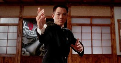 Jet Li in 'Fist of Legend' (1994)
