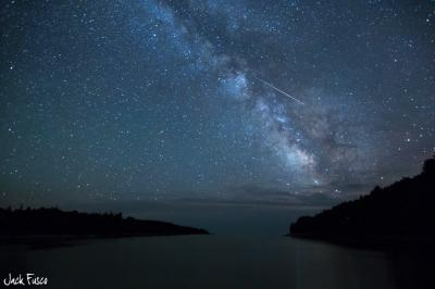 In N. Hemisphere, August's Perseid meteor shower ranks as a...