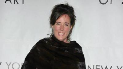 Designer Kate Spade attends the Tribeca Ball 2011